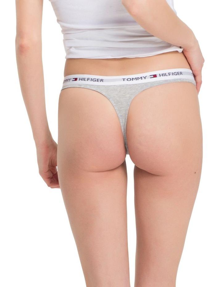 Cotton Thong image 2