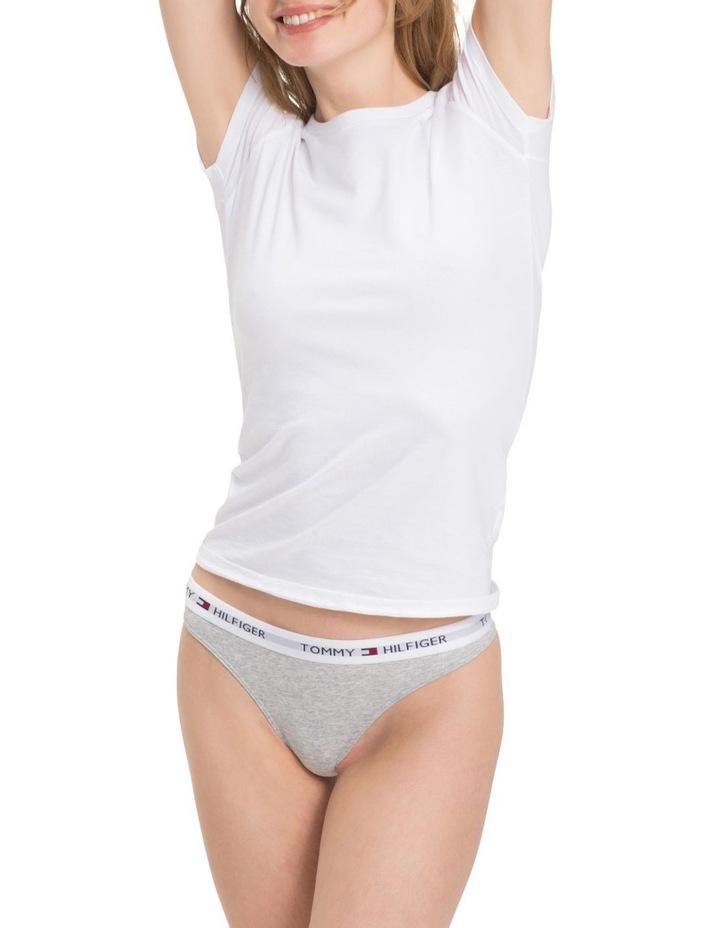 Cotton Thong image 3