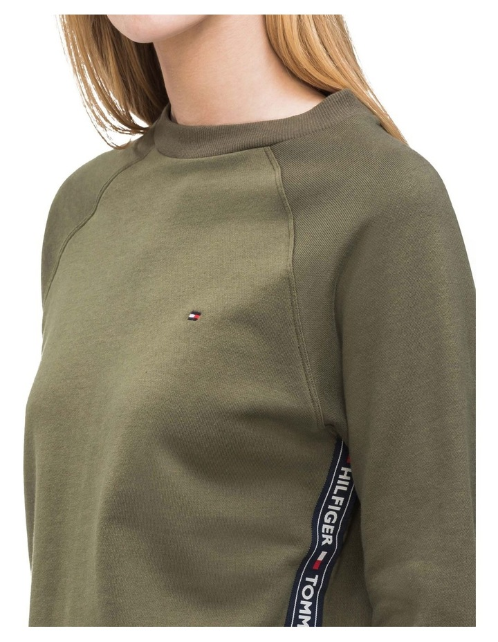 Authentic Cotton Long Sleeve Top image 3