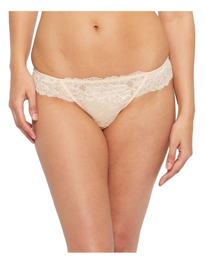 Lace G-String Brief image 1