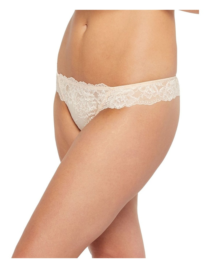 Lace G-String Brief image 2