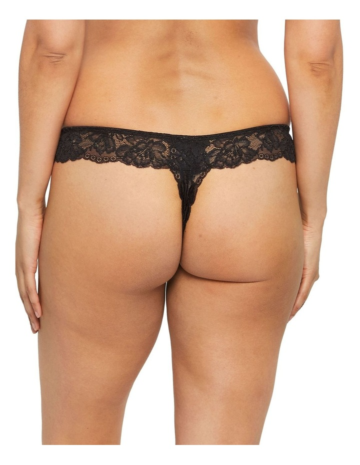 Lace G-String Brief image 3