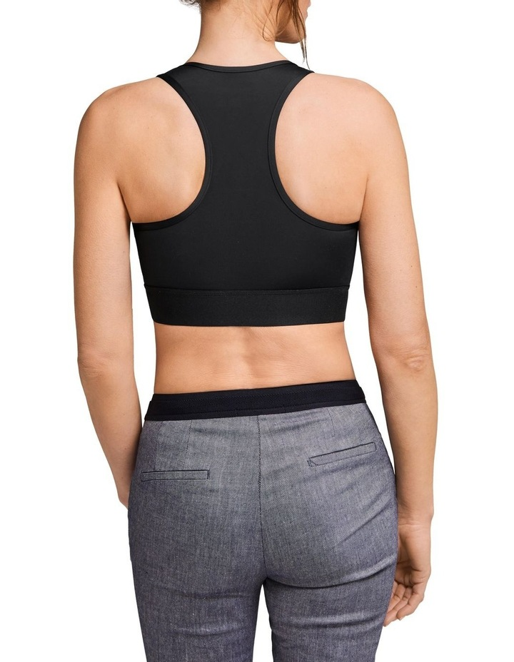 Front Opening Sports Bra 44070 image 2