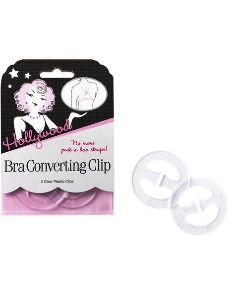 Hollywood Hook-Ups bra converting clip image 1