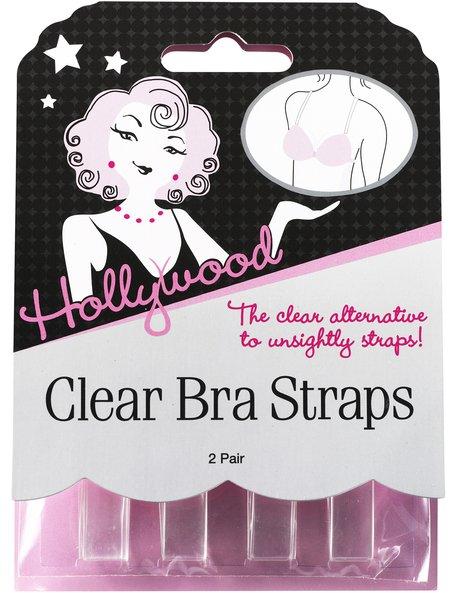 Clear Bra Straps image 1