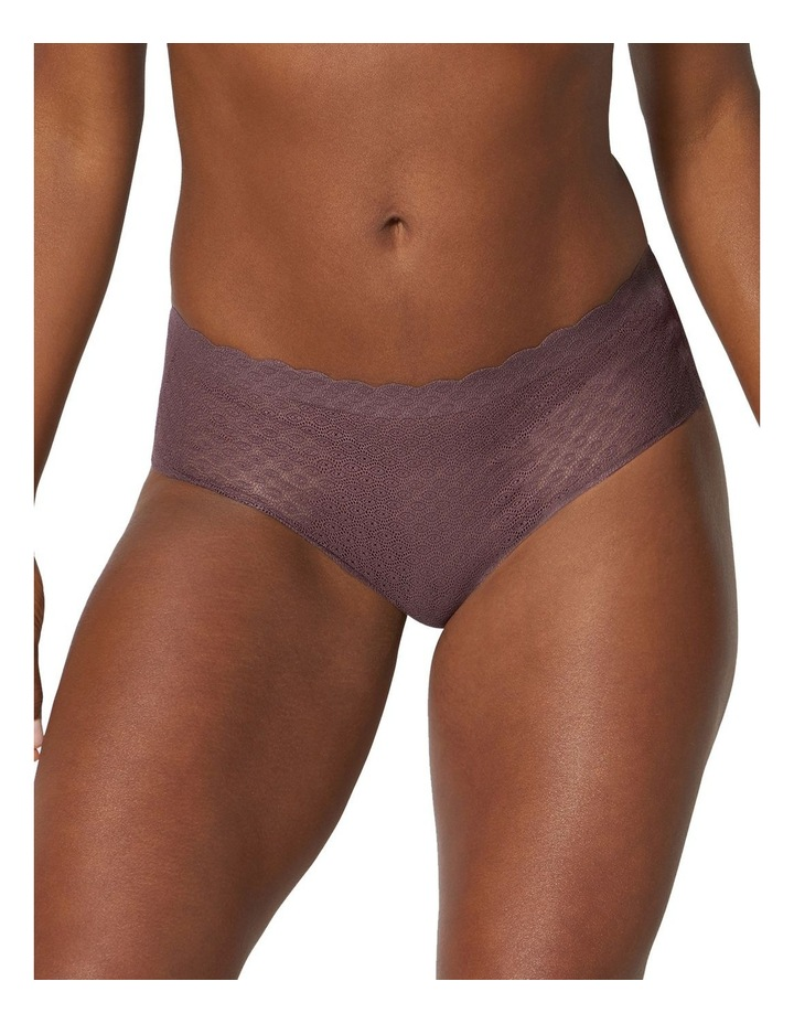 Zero Feel Lace High Waist Brief image 1