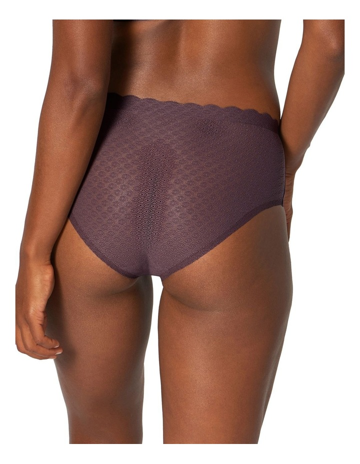 Zero Feel Lace High Waist Brief image 2