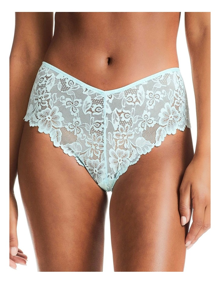 Brazilian High Waisted Brief image 1
