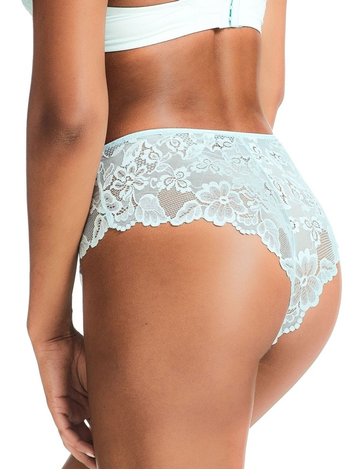 Brazilian High Waisted Brief image 2