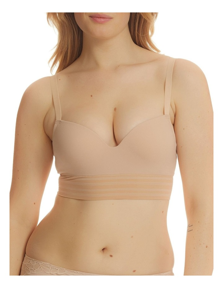 Seamless Long Line Wire Free Bra BYS015 image 1