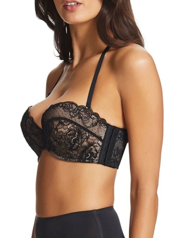 f0b094bed0335 Fine Lines Elegance  Lace Strapless PE014. price