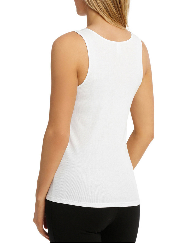 Thermals Cotton Tank USOW18007 image 2