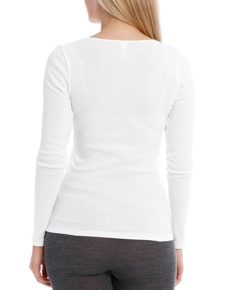 Thermals Organic Cotton Thermal Long Sleeve Top image 2