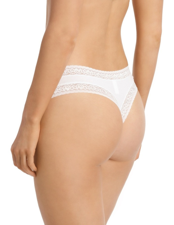 Organic Cotton G-string USOW18014 image 2