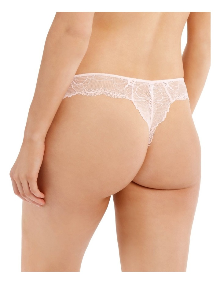 Gemma Galloon Lace G-string image 2