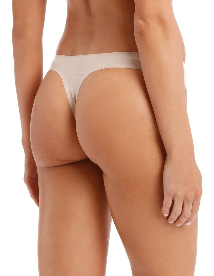 Bonded Cotton G-String made from Cotton image 2
