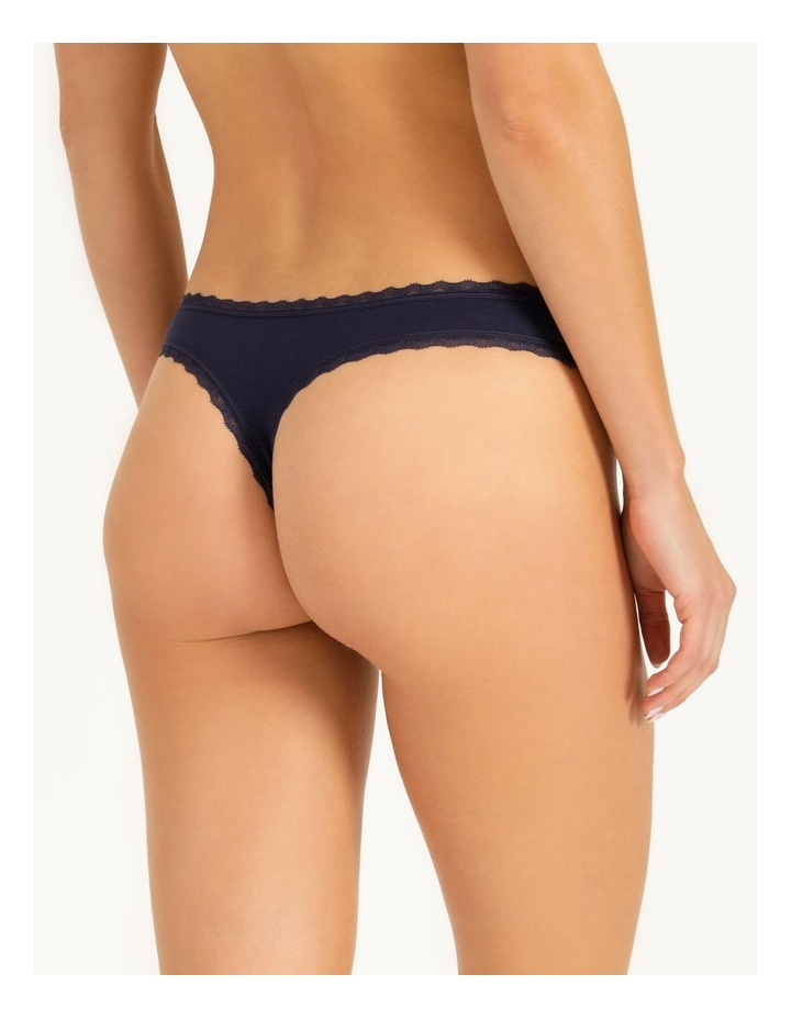 3 Pack Cotton G-String image 5