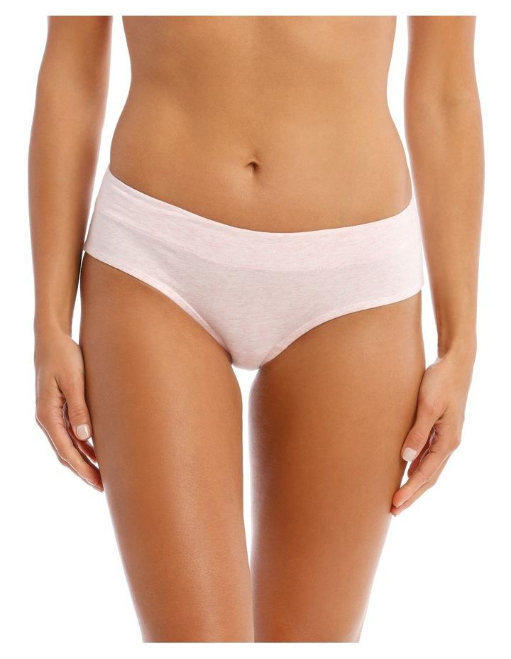 Comfort Top Bikini Brief in Pink image 1