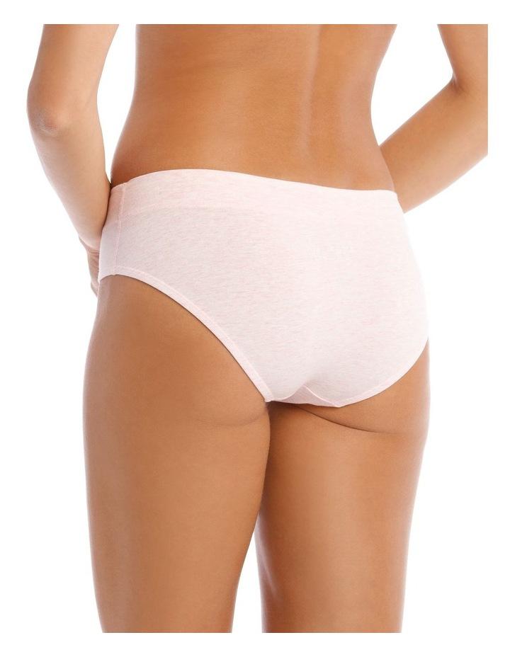 Comfort Top Bikini Brief in Pink image 2