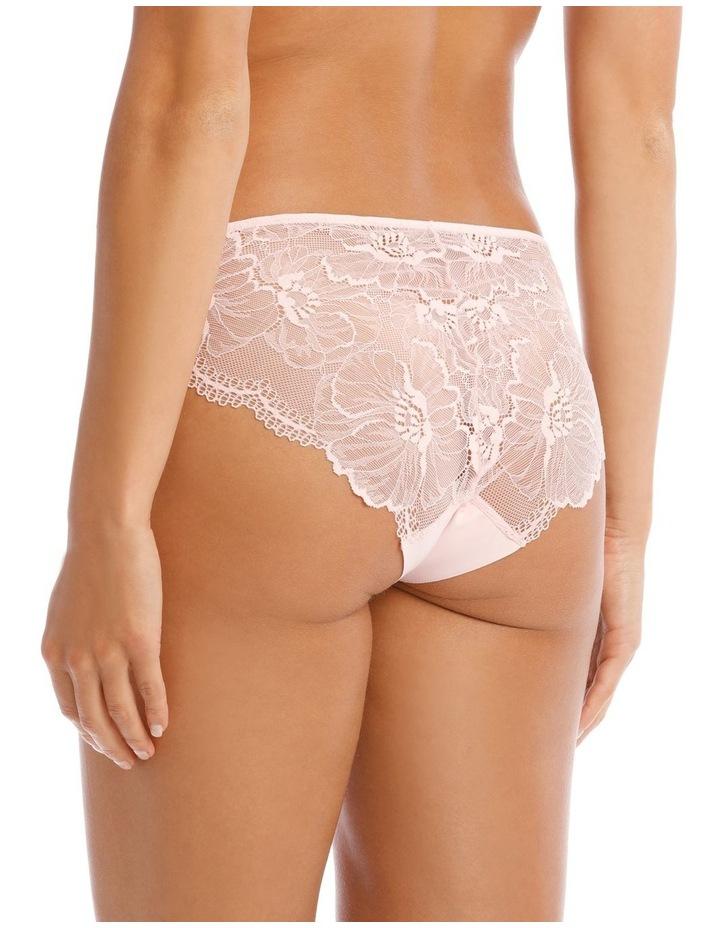 Gemma Galloon Bikini Brief in Pink image 2