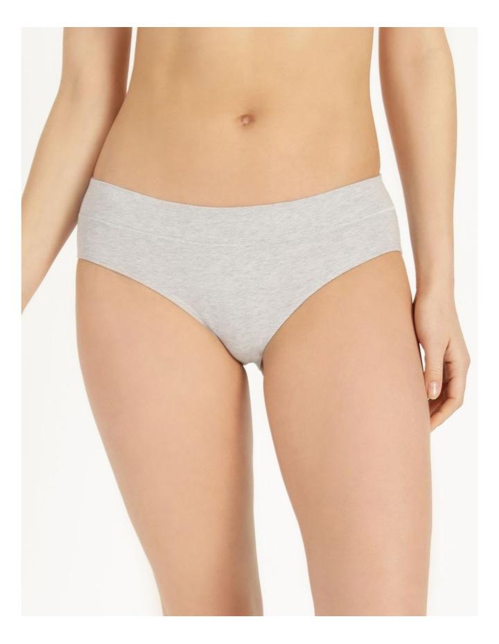 Organic Cotton Bikini Grey Marle image 3