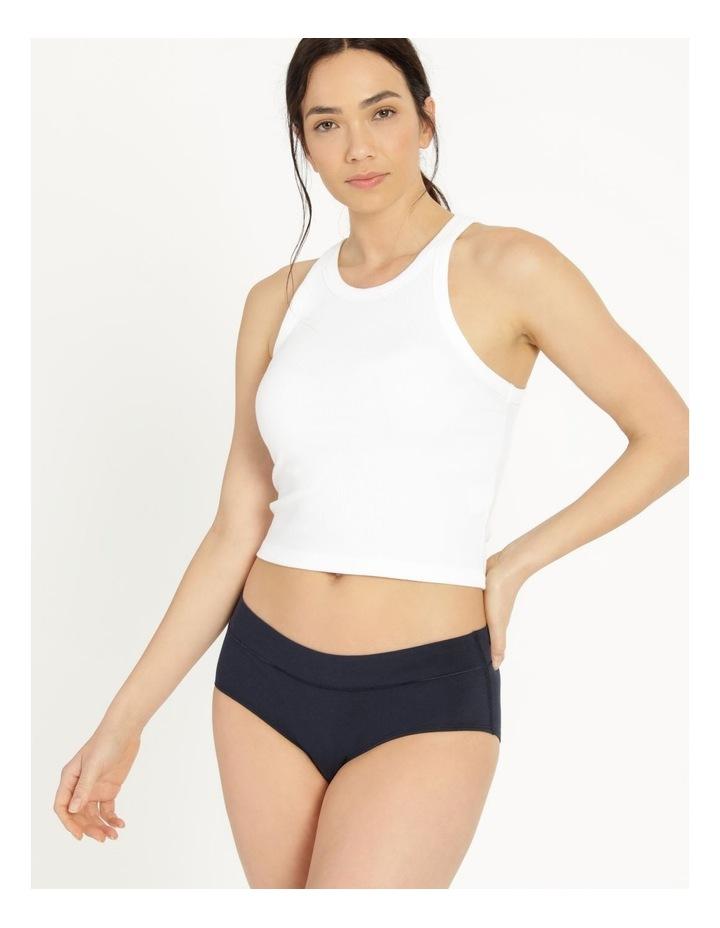 Organic Cotton Boyleg Navy image 4
