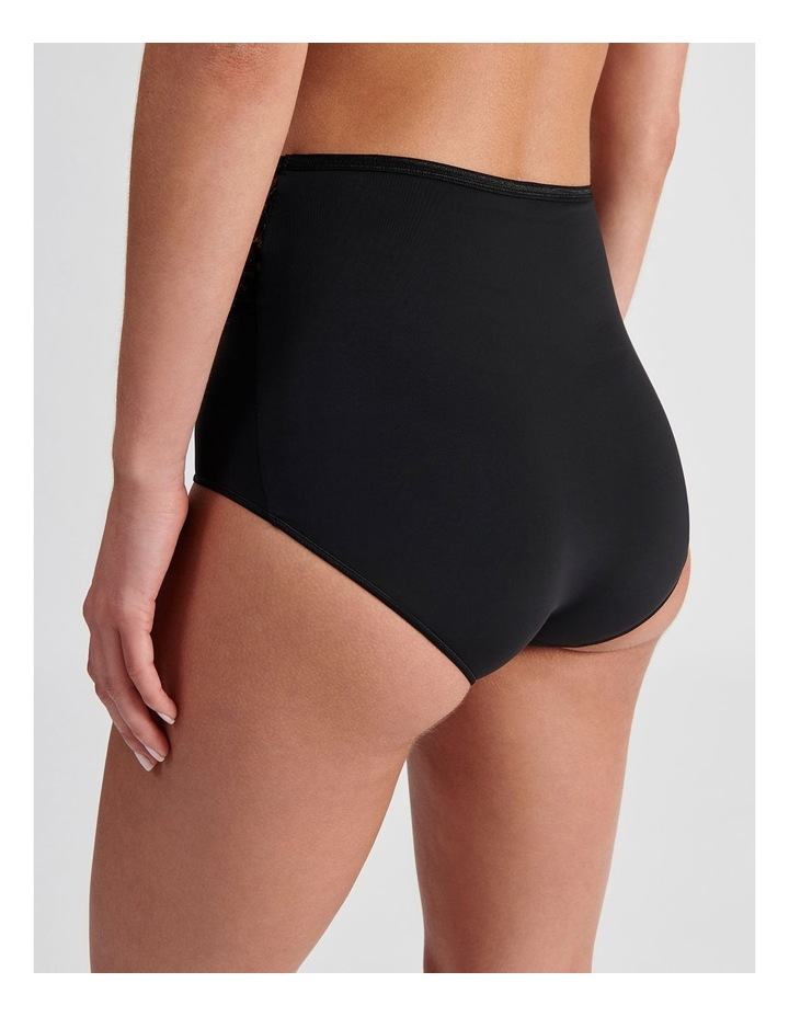 Lace Waist Full Brief image 2
