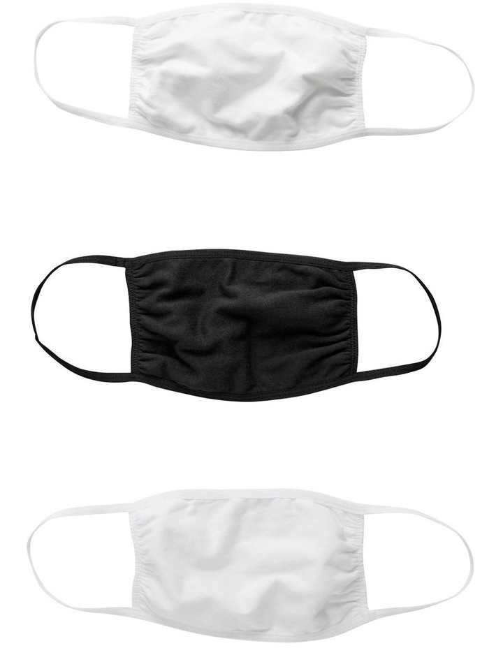 Face Mask 3 Pack image 3