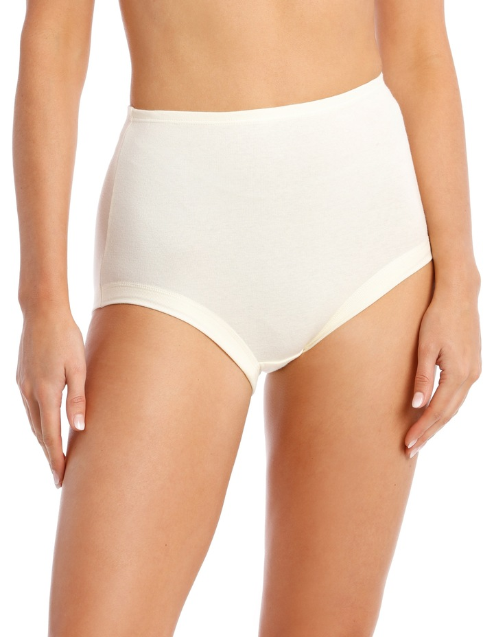 Cottontails Full Brief Ivory 10M13Y image 1