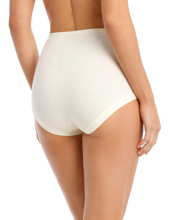 Cottontails Full Brief Ivory 10M13Y image 2