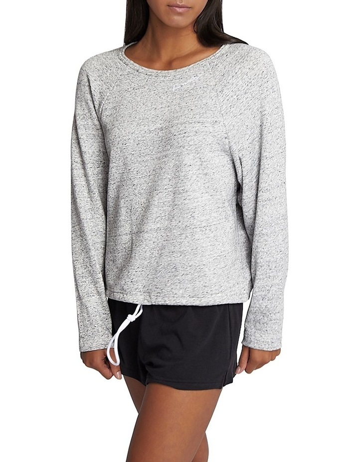 'Homegirl' Terry Pullover WUX5 image 1