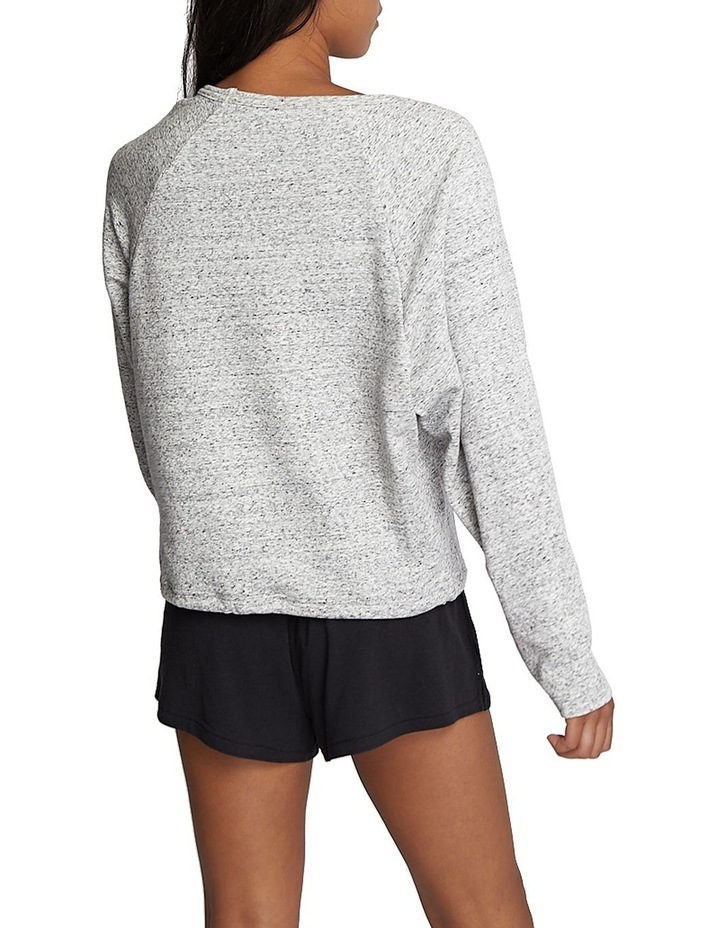 'Homegirl' Terry Pullover WUX5 image 3
