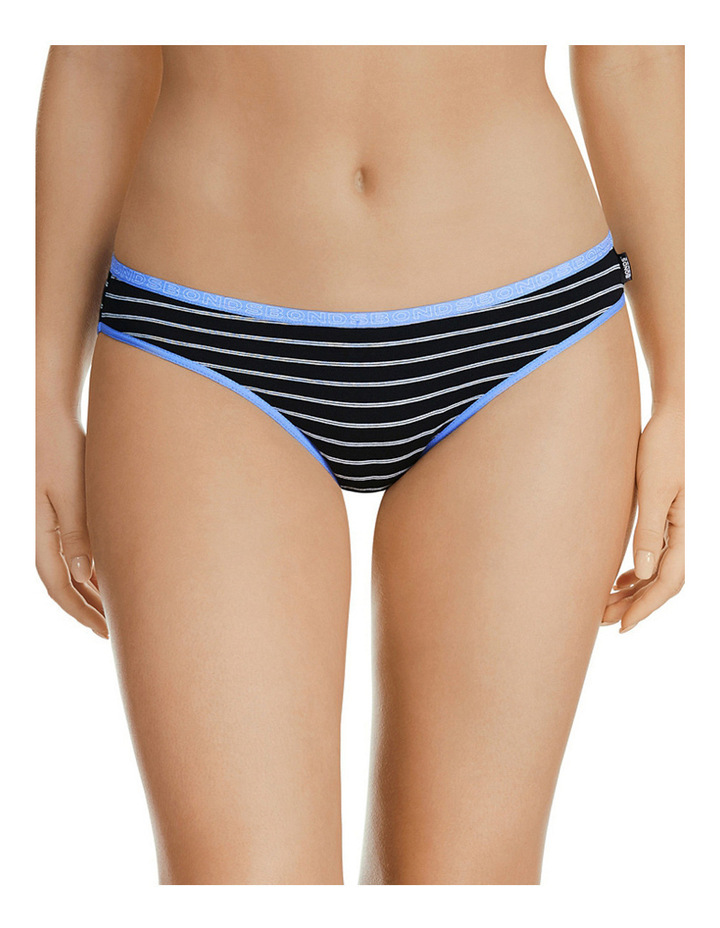 'Hipster' Bikini Stripe W0106 image 1