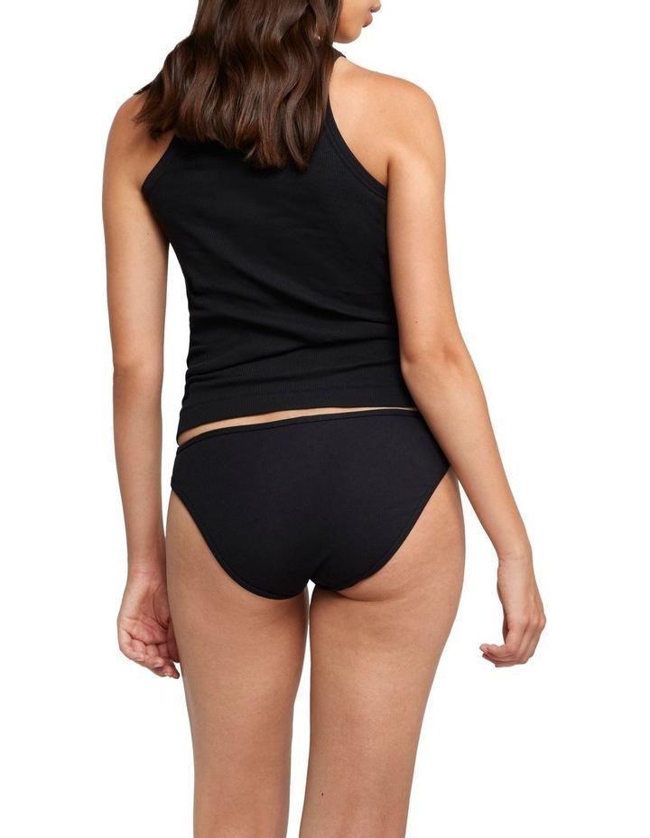 Organic Ribbed Bikini image 3
