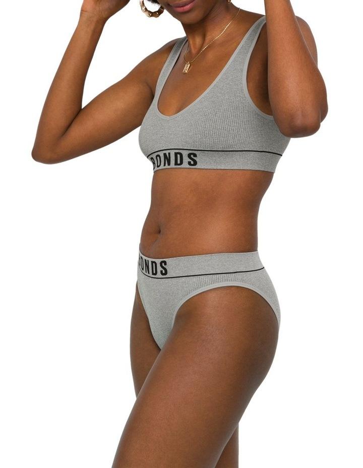 'Originals Retro Rib' Hi Bikini WU8GA image 2