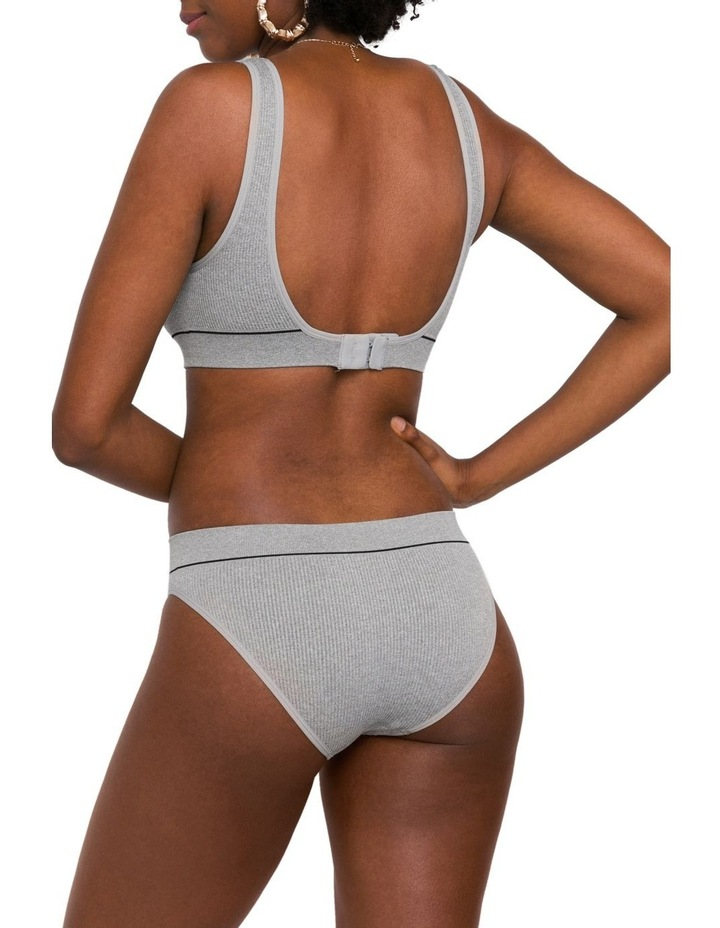 'Originals Retro Rib' Hi Bikini WU8GA image 3