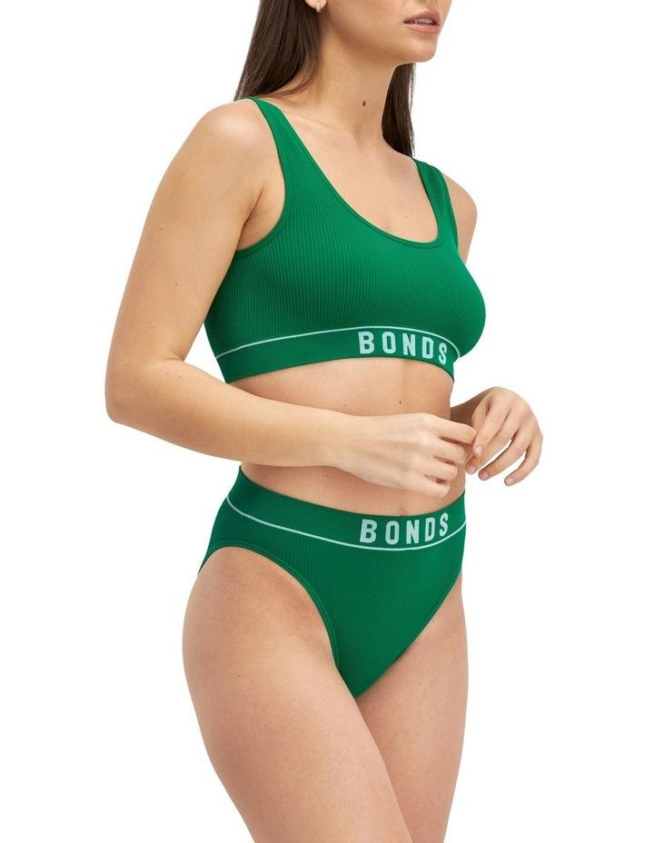 Originals Retro Rib Hi Bikini Heritage Kelly Green image 3