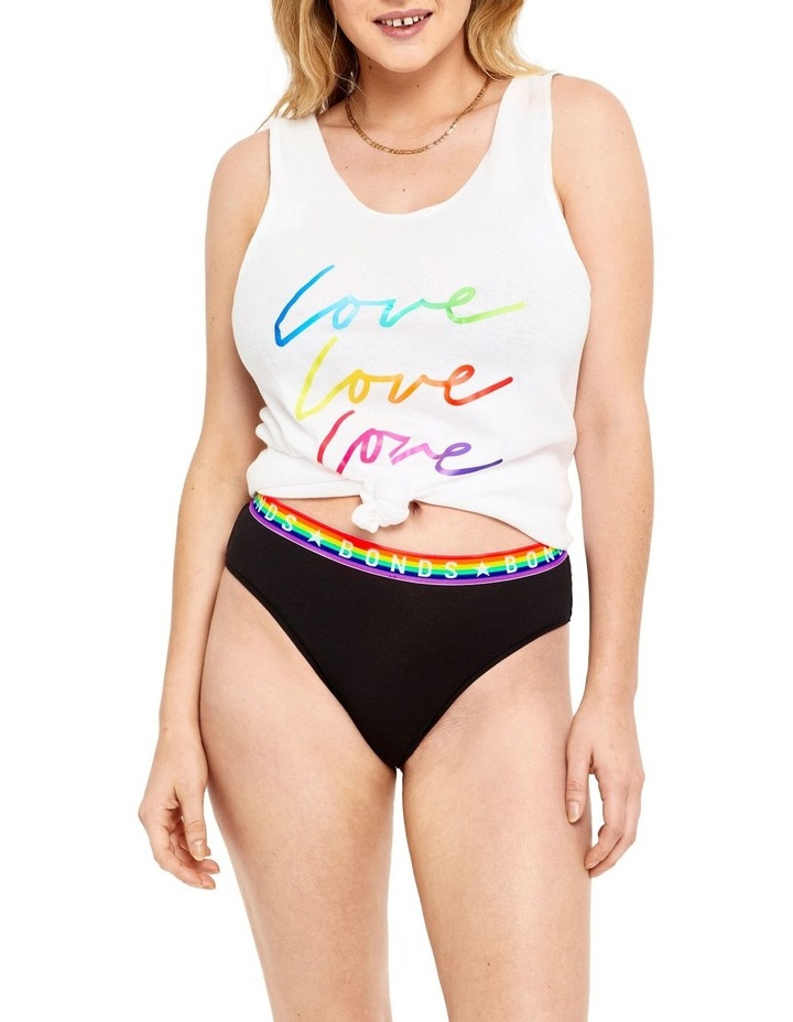 Originals Pride Hi Bikini Brief WTYH image 1