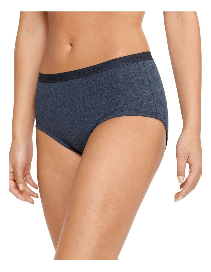 Cottontails 3 Pack Full Brief WY5NA image 2
