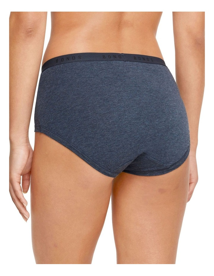 Cottontails 3 Pack Full Brief WY5NA image 3