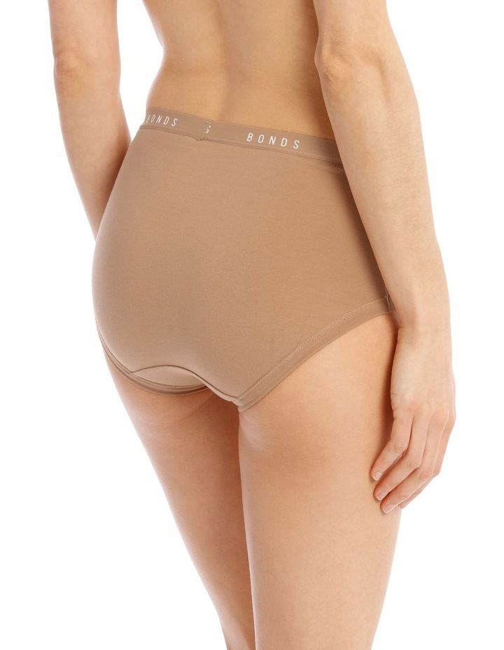 Cottontails 3 Pack Full Brief WTLA image 3