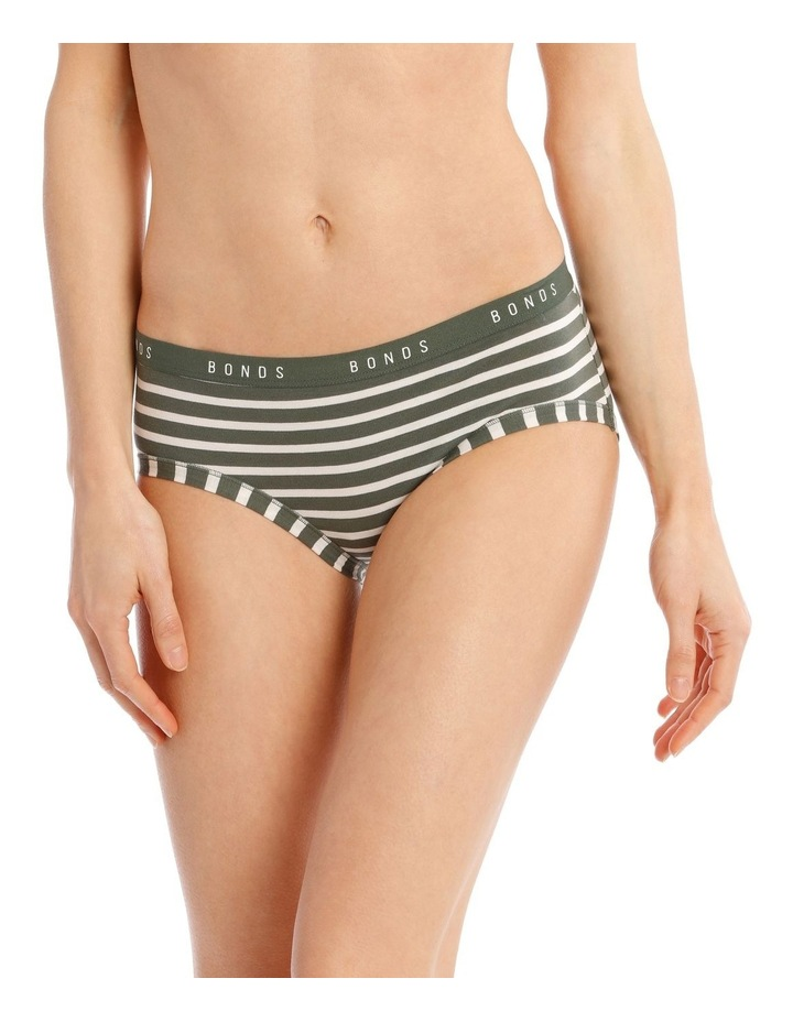 Cottontails 3 Pack Midi Brief WTLB image 2