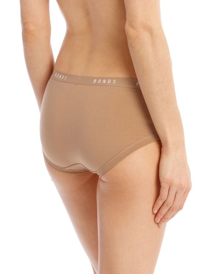 Cottontails 3 Pack Midi Brief WTLB image 3
