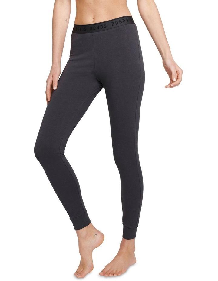 Comfy Livin Organics Fitted Legging La Femme Nikita image 3