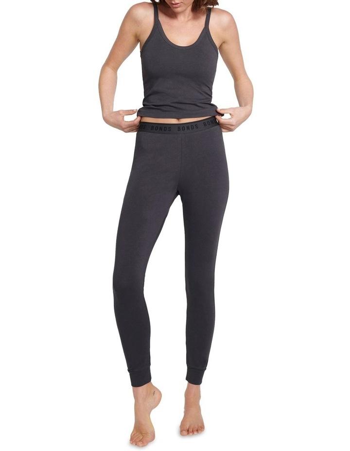 Comfy Livin Organics Fitted Legging La Femme Nikita image 4