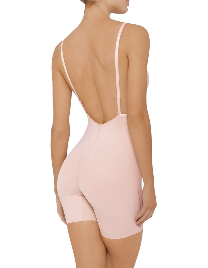 'Body sculpt' Backless jumpsuit W7051 image 2