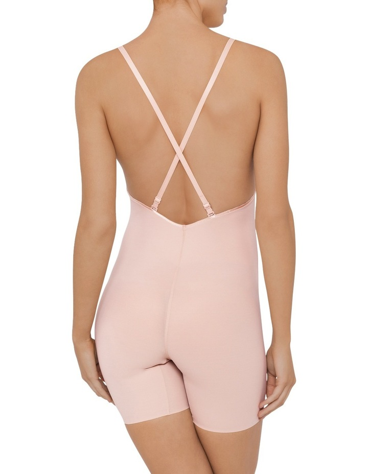 'Body sculpt' Backless jumpsuit W7051 image 3