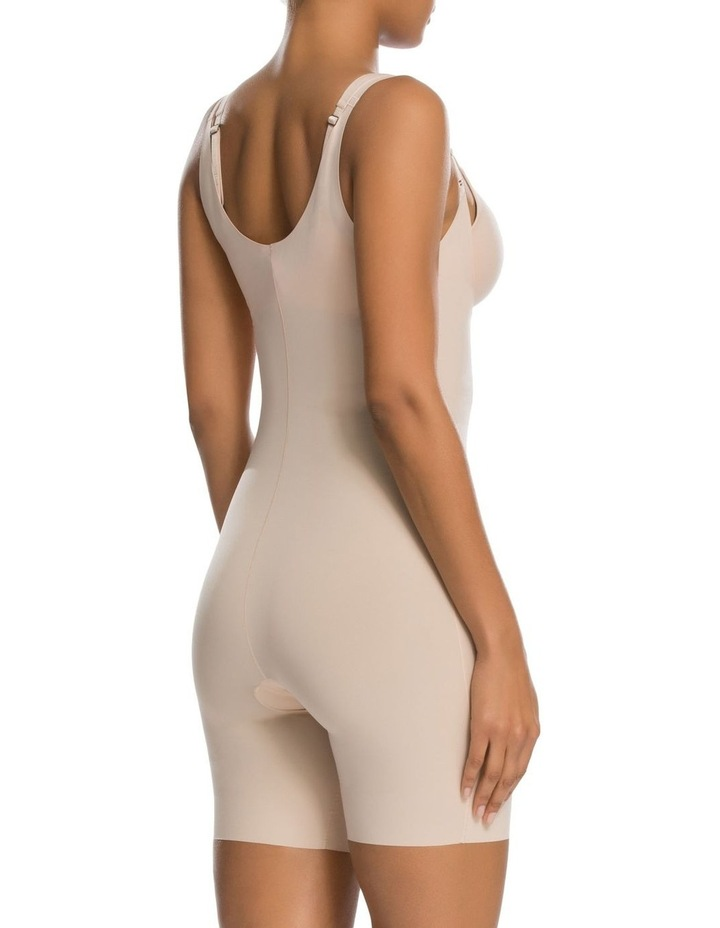 Thinstincts Open-Bust Midthigh Bodysuit 10021R image 2