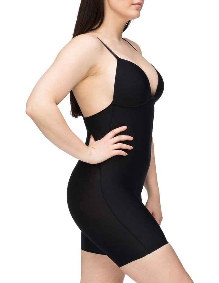 Body Define Backless Jumpsuit BW7089 image 2