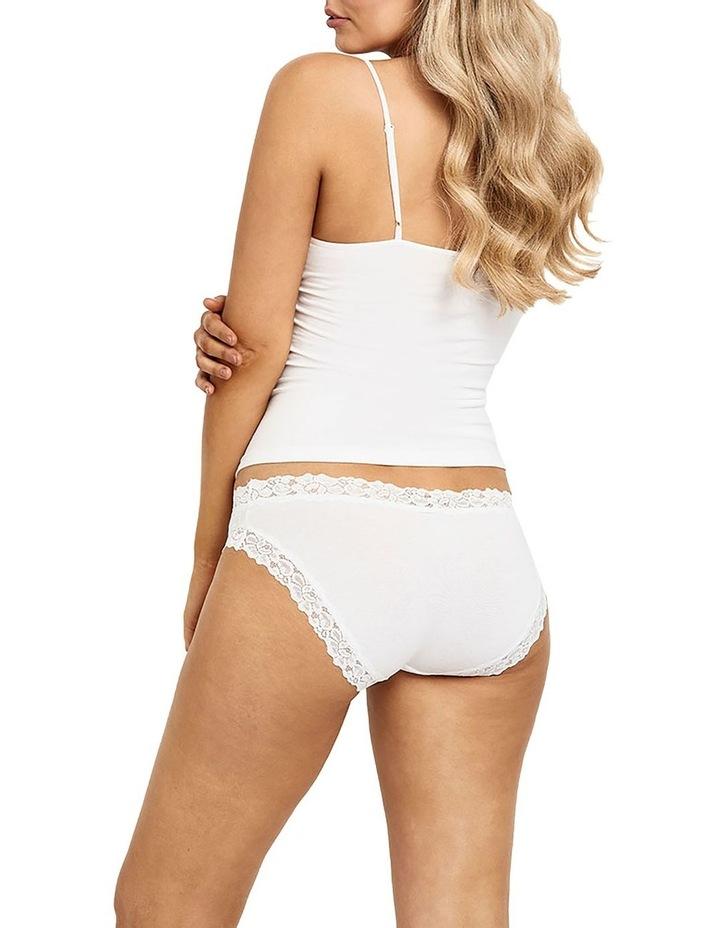 Parisienne Cotton Bikini Brief WWLG image 3